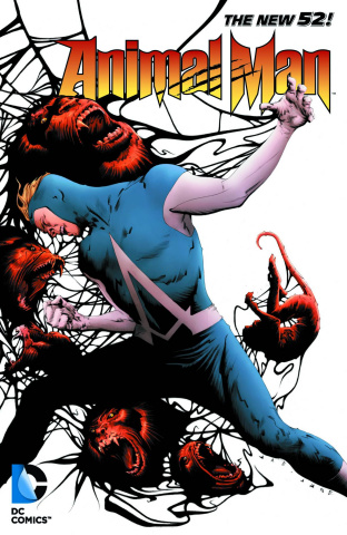 Animal Man Vol. 4: Splinter Species