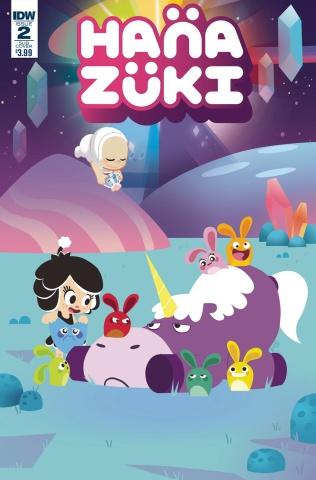 Hanazuki: Full of Treasures #2 (Sheikh Cover)
