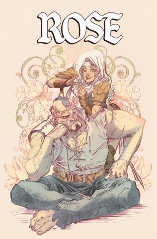 Rose #8 (Guara Cover)