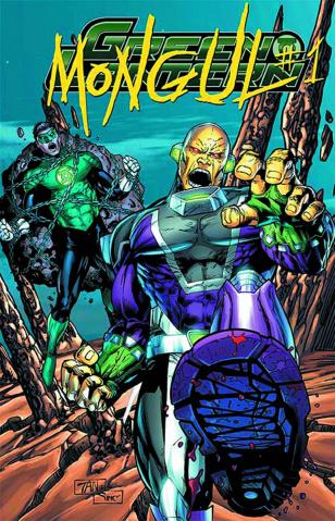 Green Lantern #23.2: Mongul Standard Cover