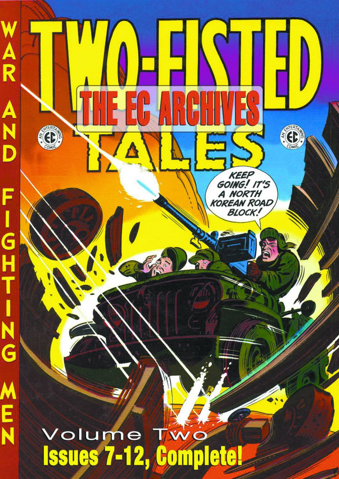 The EC Archives: Two-Fisted Tales Vol. 2