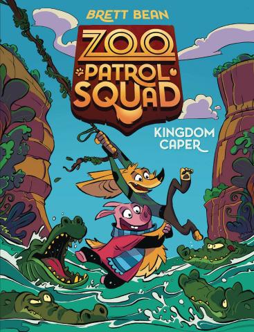 Zoo Patrol Squad Vol. 1: Kingdom Caper