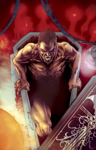 Grimm Fairy Tales: Van Helsing vs. Dracula #2 (Laiso Cover)
