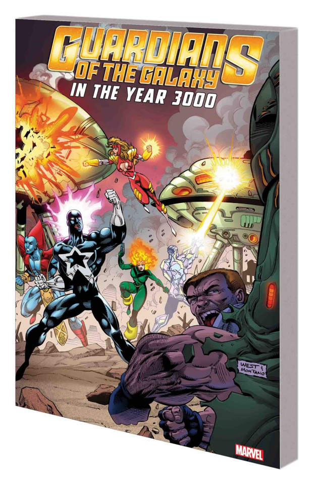 Guardians of the Galaxy Classic Vol. 3: In the Year 3000