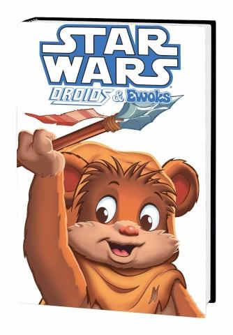 Star Wars: Droids & Ewoks (Ewoks Cover)