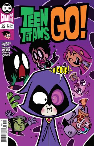 Teen Titans Go! #35