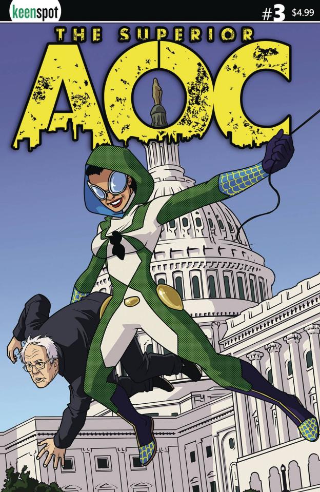 The Superior AOC #3 (Remulac Cover)