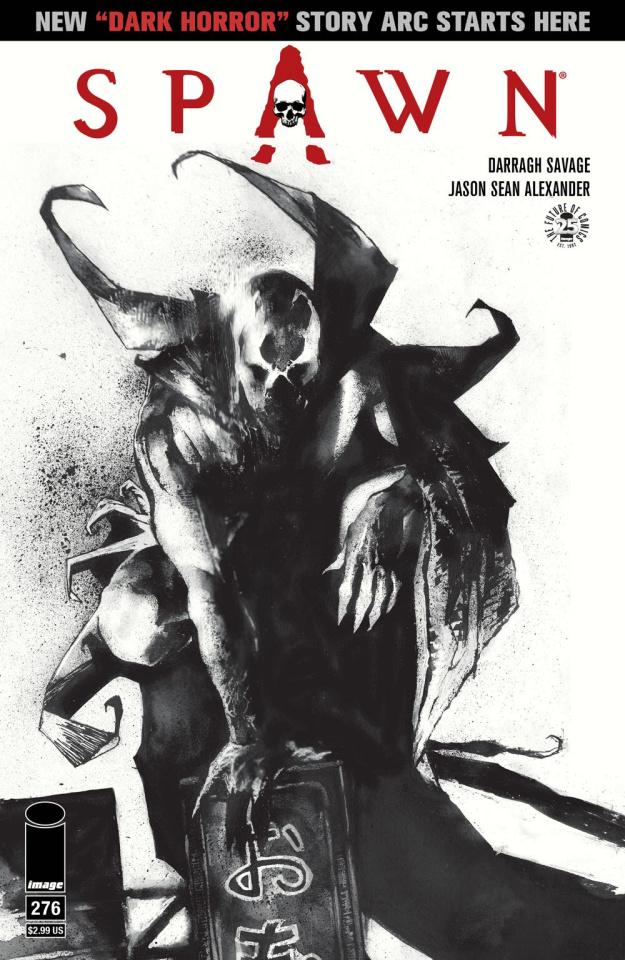 Spawn #276 (McFarlane Cover)