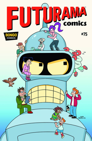 Futurama Comics #75