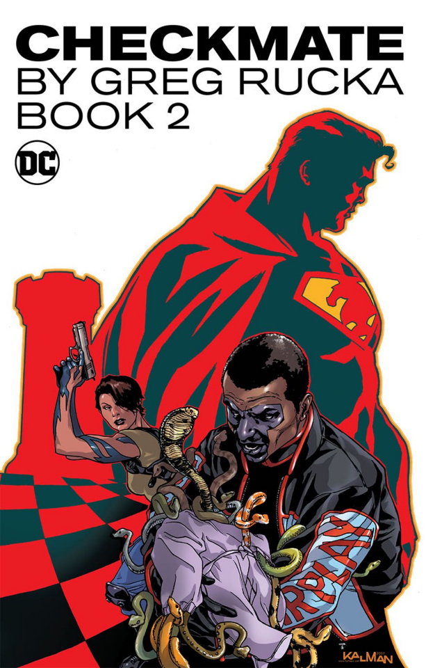 Checkmate by Greg Rucka Vol. 2