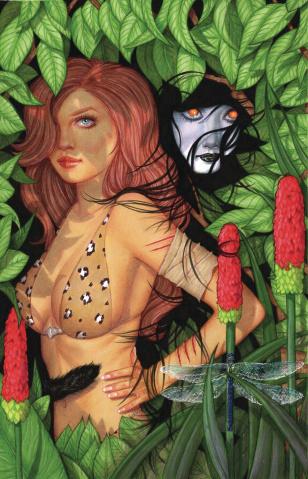 Cavewoman: Lycan Run #1 (Valentina Cover)