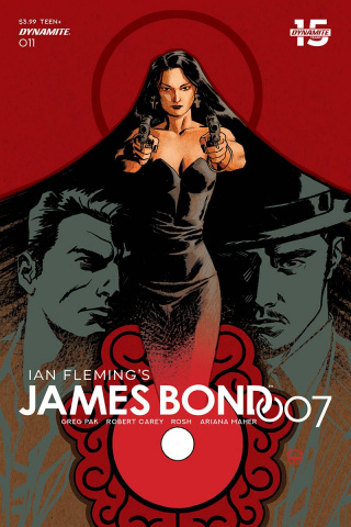 James Bond: 007 #11 (Johnson Cover)