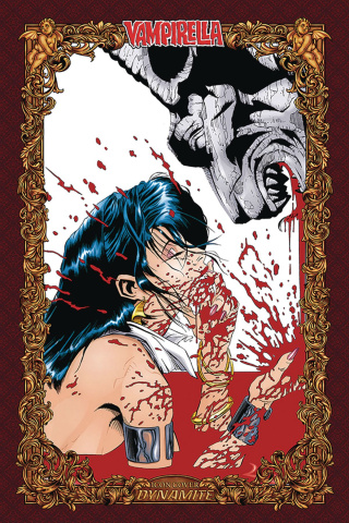 Vengeance of Vampirella #1 (100 Copy Quesada Icon Cover)