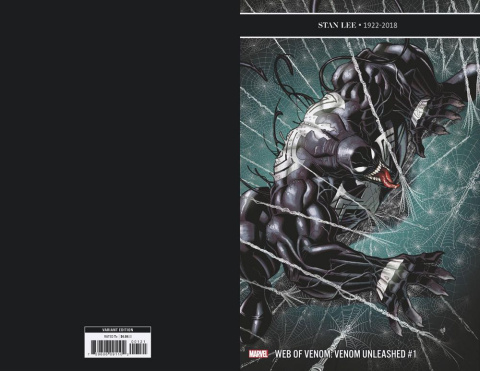 Web of Venom: Venom Unleashed #1 (Bradshaw Cover)