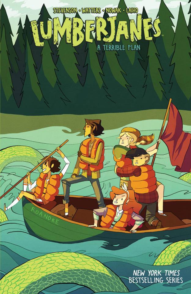 Lumberjanes Vol. 3