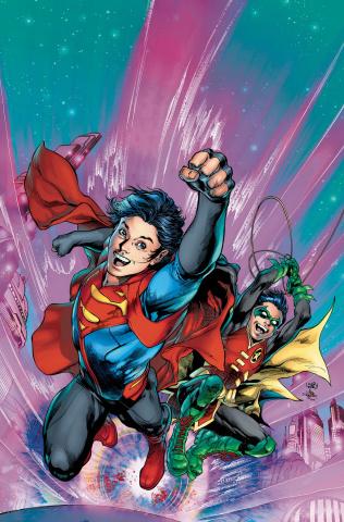 Superman #16 (Year of the Villain)