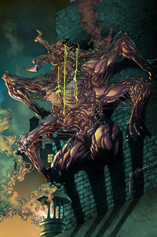 Grimm Fairy Tales: Satan's Hollow #3 (Tolibao Cover)
