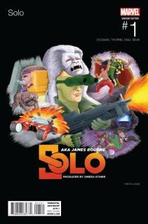 Solo #1 (Jones Hip Hop Cover)