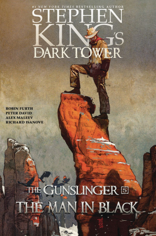 The Dark Tower: The Gunslinger Vol. 5: The Man in Black