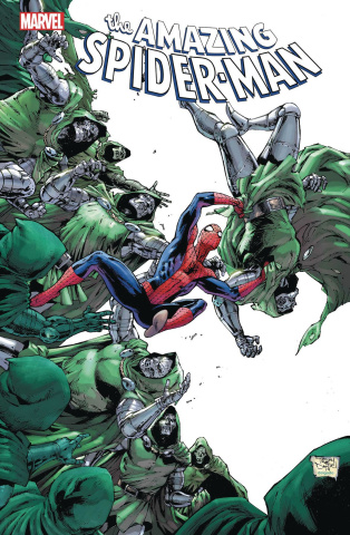 The Amazing Spider-Man #35: 2099