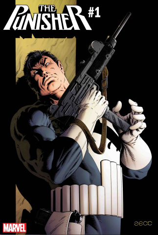 The Punisher #1 (Zeck Remastered Cover)