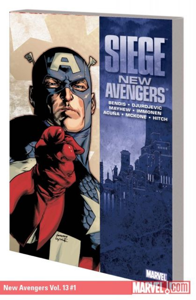 Siege: New Avengers Collection