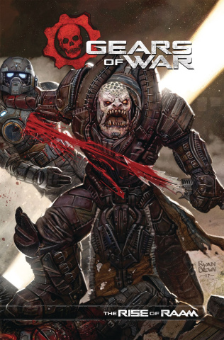 Gears of War: The Rise of RAAM