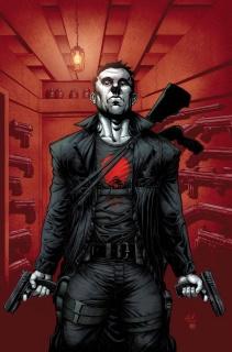 Bloodshot: Reborn #18 (20 Copy Gill Cover)