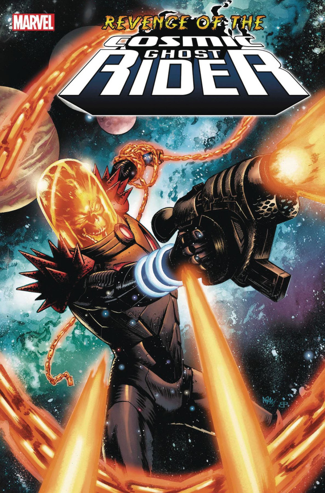 Revenge of the Cosmic Ghost Rider #1 (Gorham Cover)