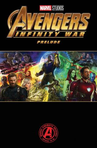 Avengers: Infinity War Prelude #1