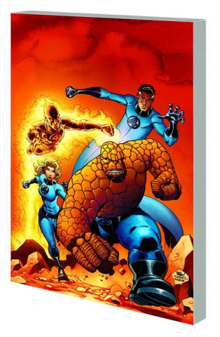 Fantastic Four by Waid & Wieringo Book 3