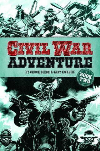 Civil War Adventure Vol. 2