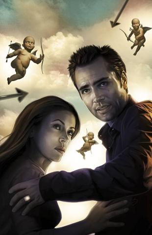 Charmed, Season 10 #13 (Seidman Cover)