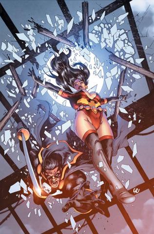 Vampirella: The Dark Powers #4 (11 Copy Lau Virgin Cover)