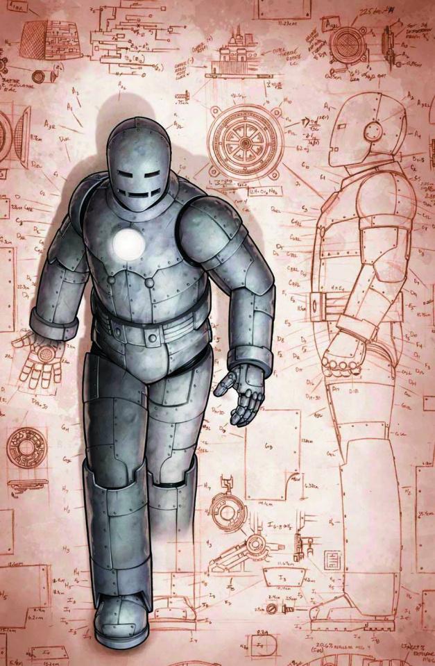 Avengers Arena #7 (Many Armors Variant)