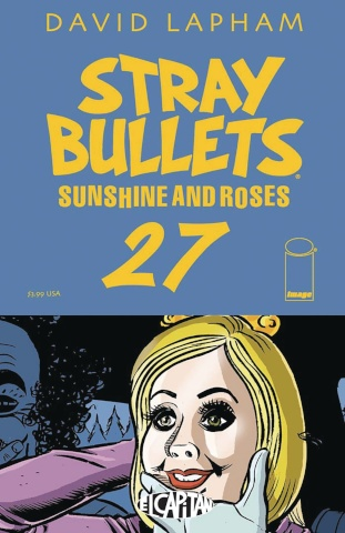 Stray Bullets: Sunshine and Roses #27