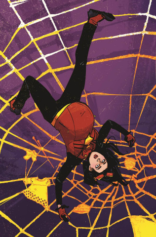 Spider-Woman #3 (Wu Cover)