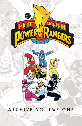 Mighty Morphin' Power Rangers Archive Vol. 1