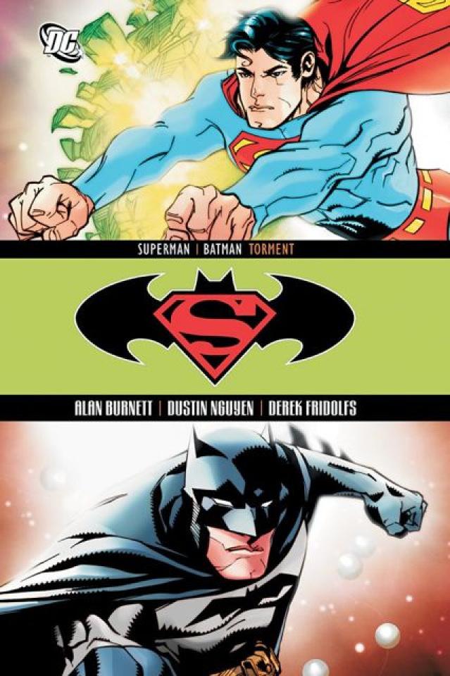 Superman/Batman: Torment