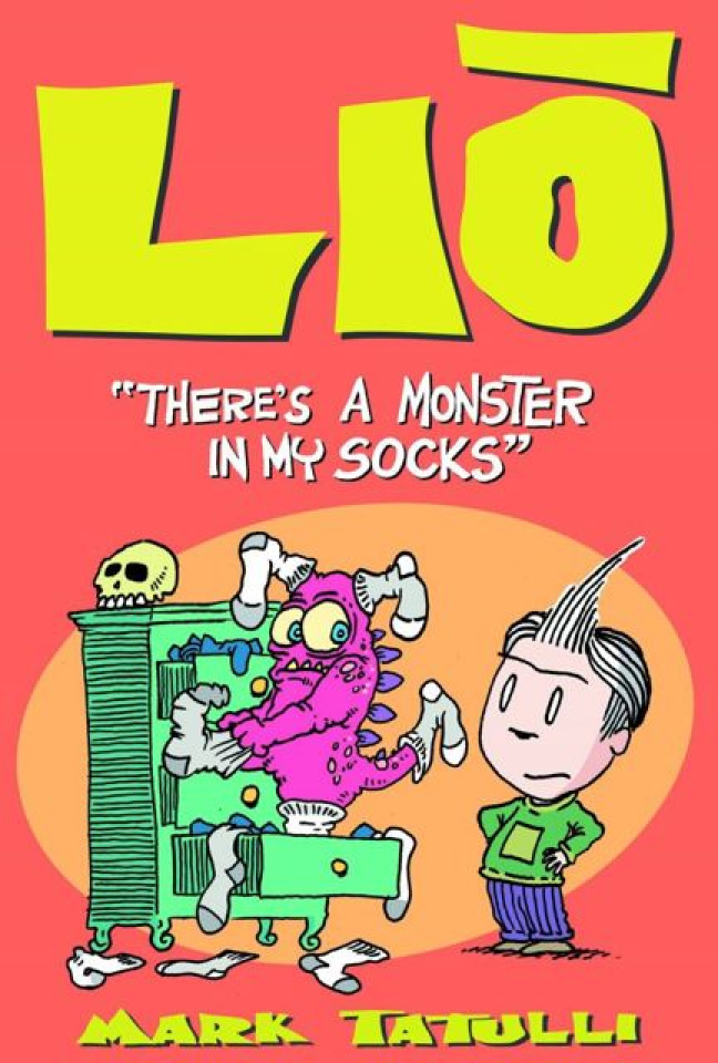Lio Vol. 1: There's a Monster in My Socks