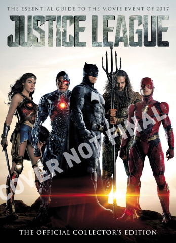 Justice League Magazine: The Official Collector's Edition