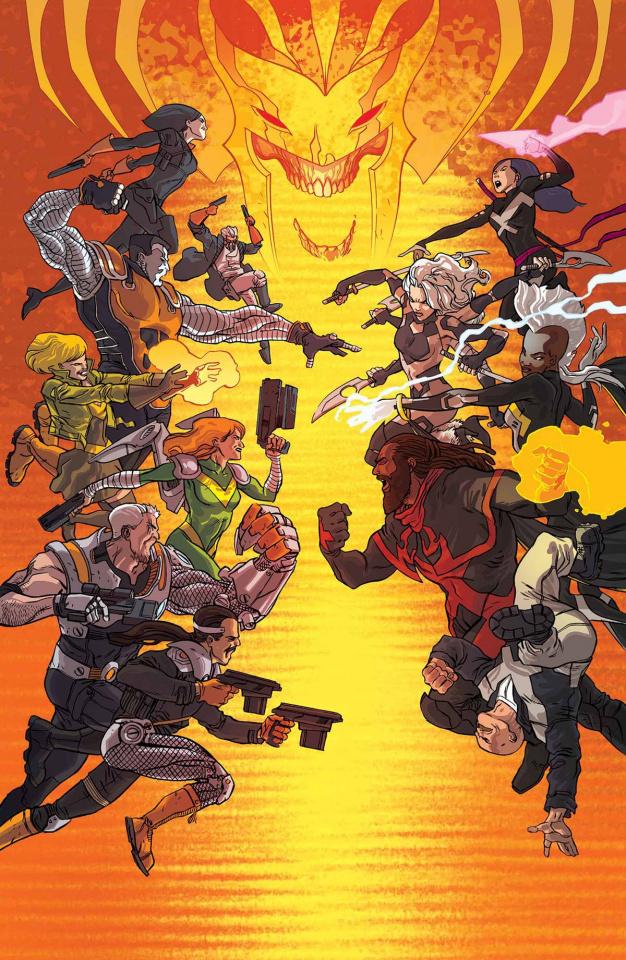 Uncanny X-Force #16