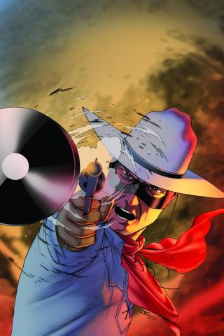 The Lone Ranger: Vindicated #1 (Cassaday Virgin Cover)