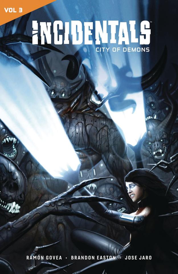 Incidentals Vol. 3: City of Demons