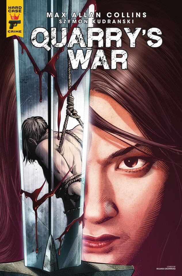Quarry's War #2 (Conrad Cover)