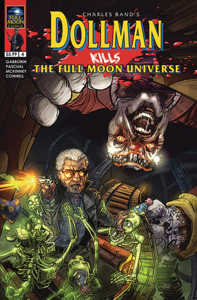 Dollman Kills the Full Moon Universe #4 (Strutz Cover)