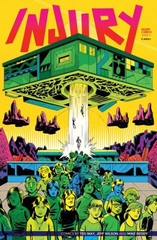 Injury Comics #4