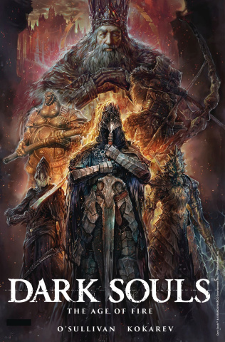 Dark Souls: The Age of Fire #1 (Angulo Cover)
