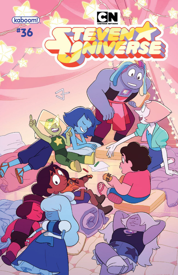 Steven Universe #36 (Preorder Ng Cover)