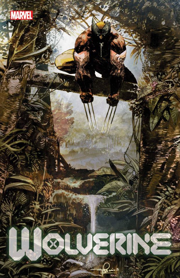 Wolverine #15 (Zaffino Cover)
